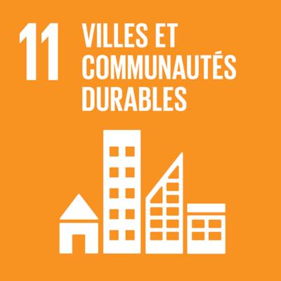 11 - Villes et communautés durables