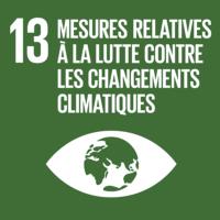13 - Lutte contre les changements climatiques