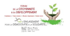 Forum de la citoyenneté et du développement