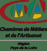 Logo de la Chambre de Métiers et de l'Artisanat Pays de la Loire