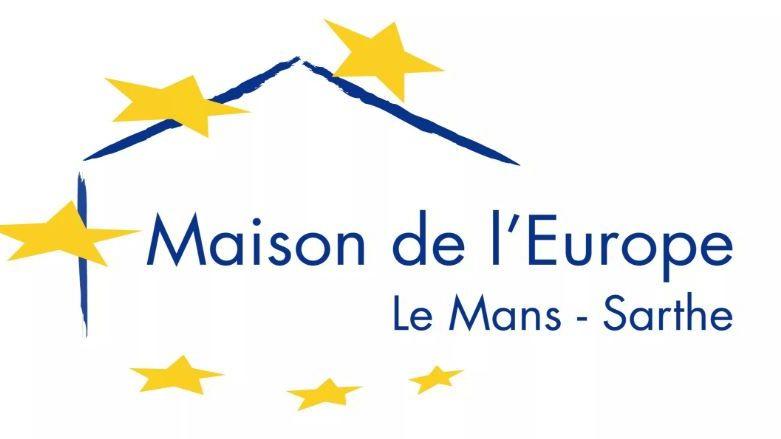 Logo de la Maison de l'Europe du Mans