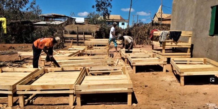 Projet de Développement Solidaire par AGIRabcd Loire Océan à Madagascar